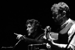 Arcángel. Teatro Los Remedios, Sevilla. Febrero 2020. Foto: perezventana
