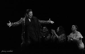 La Susi. Homenaje a Carmelilla Montoya. Fibes Sevilla, diciembre 2019. Foto: perezventana