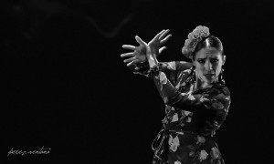 Mariola Lesmes. Teatro Auditorio Revellín, Ceuta. Junio 2019. Foto: perezventana