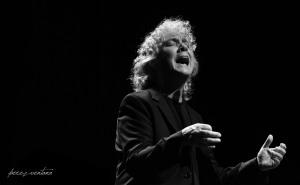 Mayte Martín. Teatro Cajasol, Sevilla. Septiembre 2019. Foto: perezventana