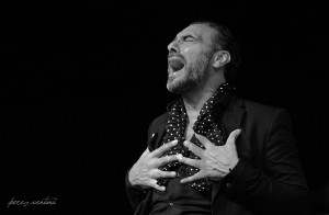 Pedro el Granaíno. Festival Flamenco La Isleta del Moro, Almería. Agosto 2018. Foto: perezventana