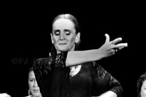 María José Mateos. Cierre Curso Taller de Baile de Estefania Muñoz. Foto: FJ Crespo