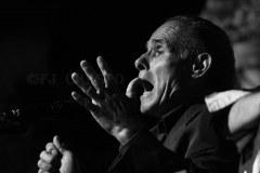 Carlos de Bornos. XLII Concurso Internacional de Cante por Peteneras. 2017. Paterna de la Rivera. Foto: FJ Crespo