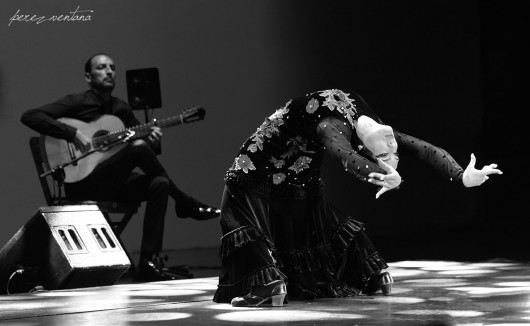 Alba Heredia. Gala Compás del Cante. Auditorio Box Cartuja, Sevilla. Mayo 2019. Foto: perezventana