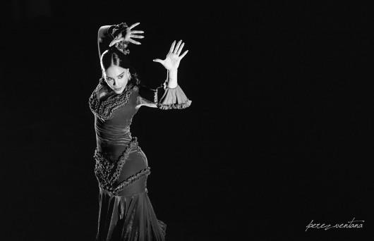 Alba Heredia. Teatro Central, Sevilla. Marzo 2019. Foto: perezventana