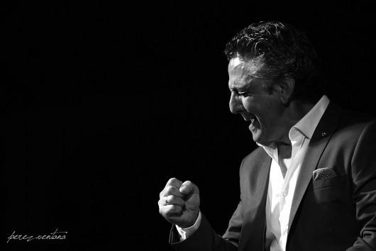 Antonio Ayala El Rampa. Semana Flamenca de Cartagena. Junio 2018. Foto: perezventana