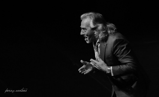 Capullo de Jerez. Teatro Central, Sevilla. Febrero 2020. Foto: perezventana