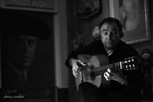 Carlos Amaya. Peña Cantes Al Aire, Sevilla. Abril 2019. Foto: perezventana