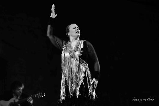 Eliézer Truco Pinillos, La Truco. Semana Flamenca de Cartagena. Junio 2018. Foto: perezventana