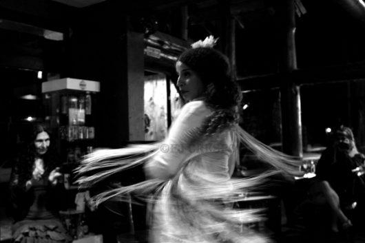 Julia del Bosque. Flamenco Patagónico. Argentina, 2019. Foto: FJ Crespo