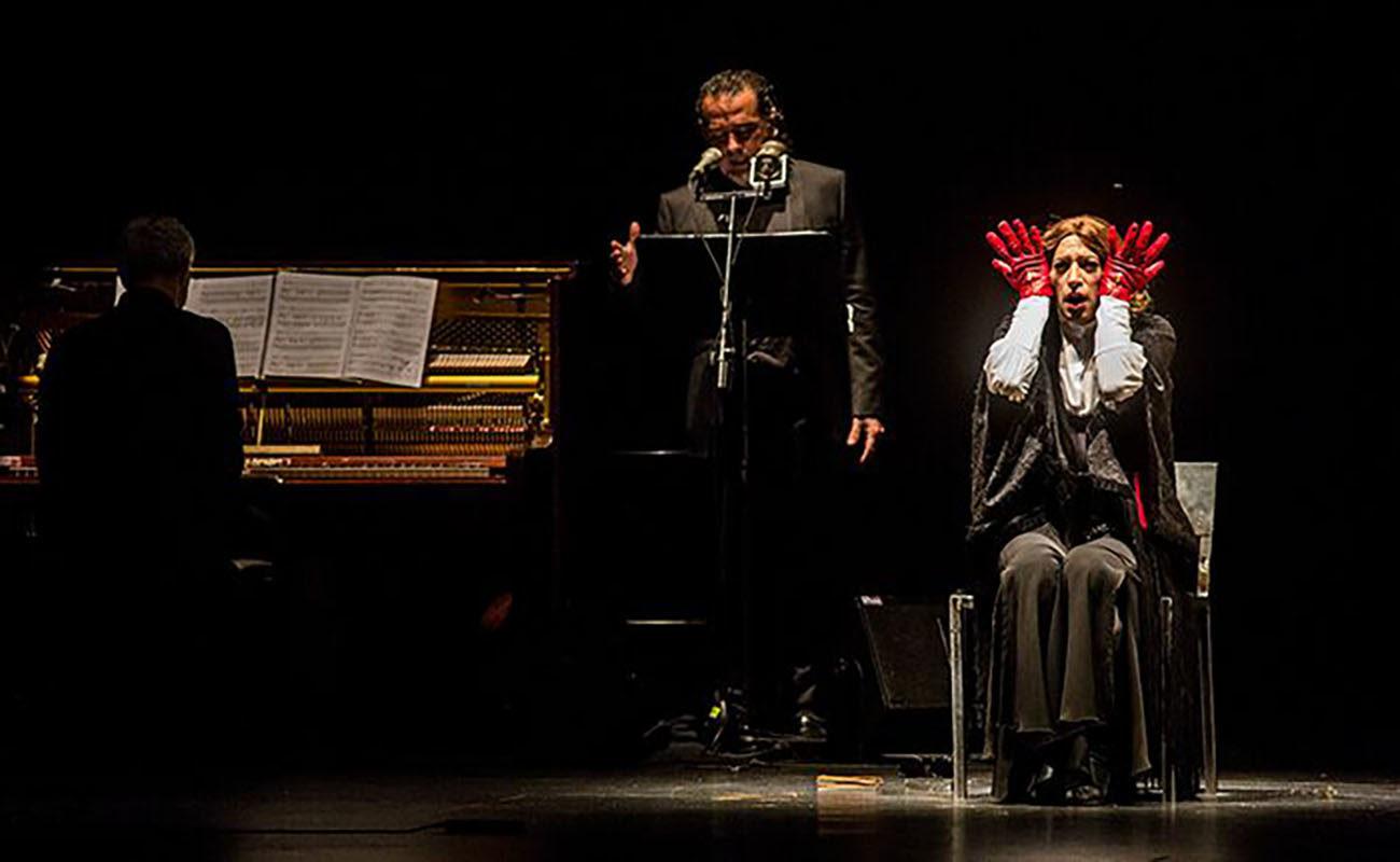 'El amor brujo', de Israel Galván. Festival de Jerez. Foto: Javier Fergo