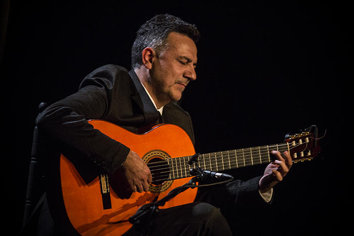 Javier Patino, Festival de Jerez. Foto: Javier Fergo