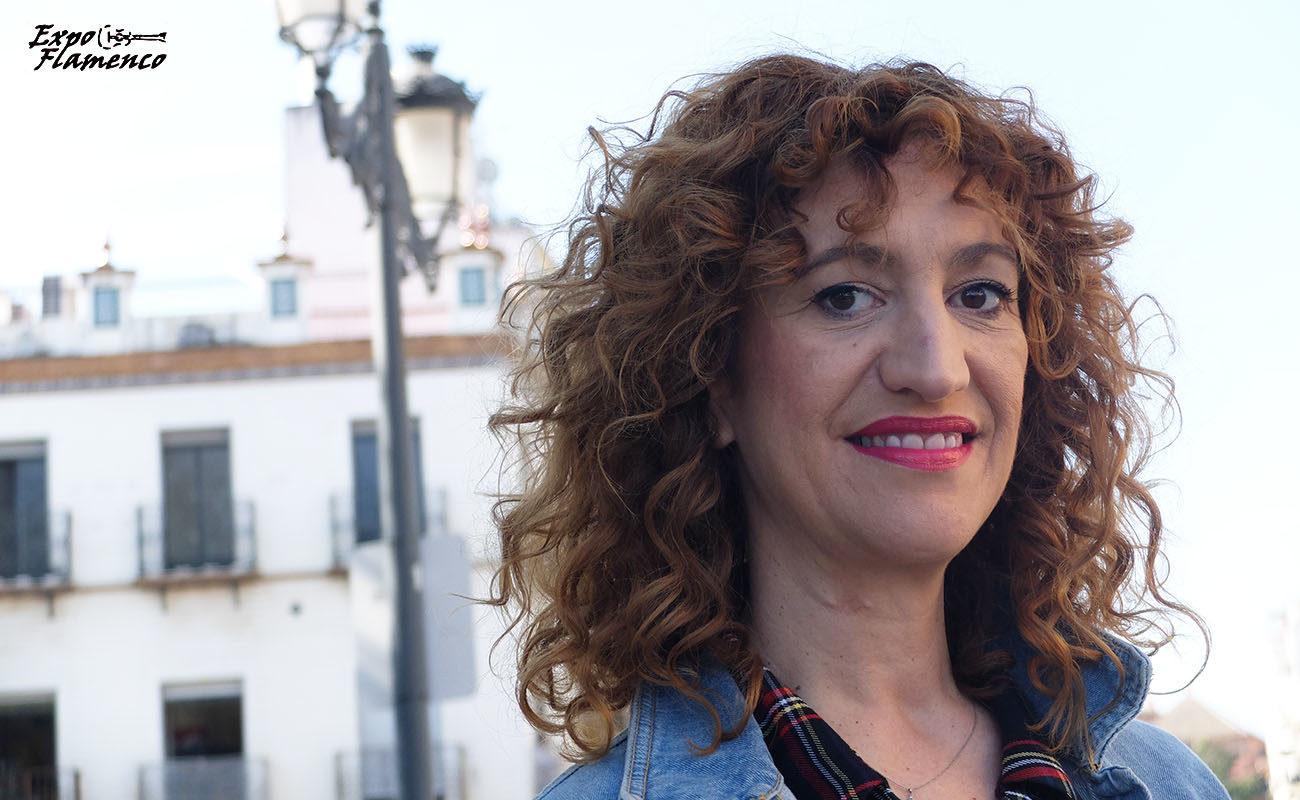 María Ángeles Carrasco, exdirectora del Instituto Andaluz del Flamenco. Foto: Quico Pérez-Ventana