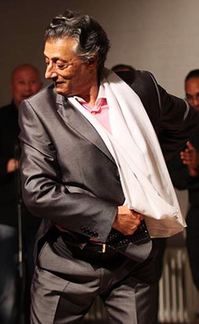 Miguel Funi. Foto: Pili García