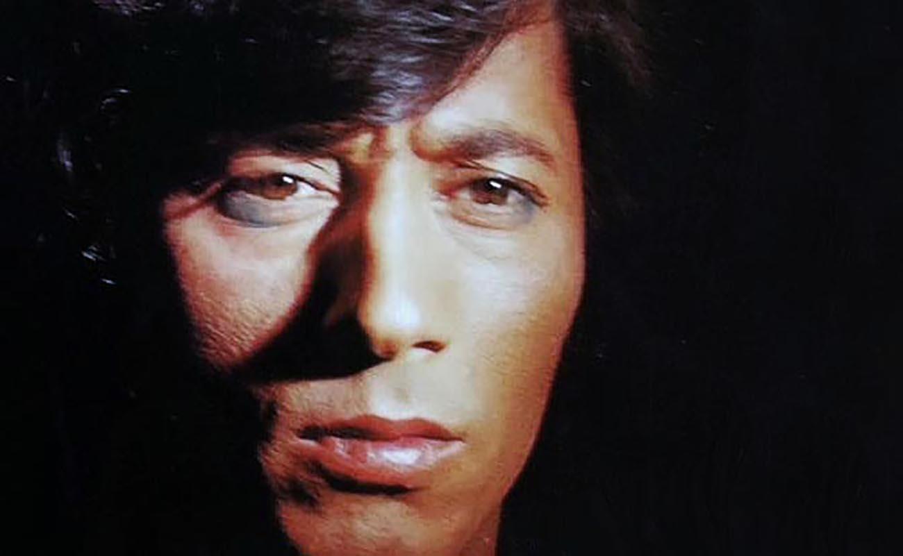 El utrerano Bambino. Foto de portada de su álbum 'Hablemos de amor'.
