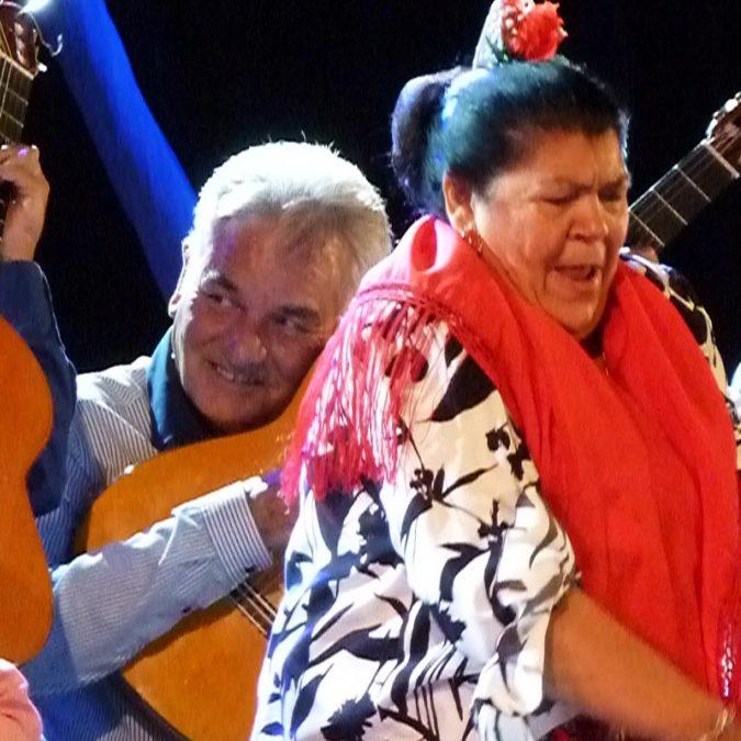 Fiesta de la Bulería. Foto: Estela Zatania