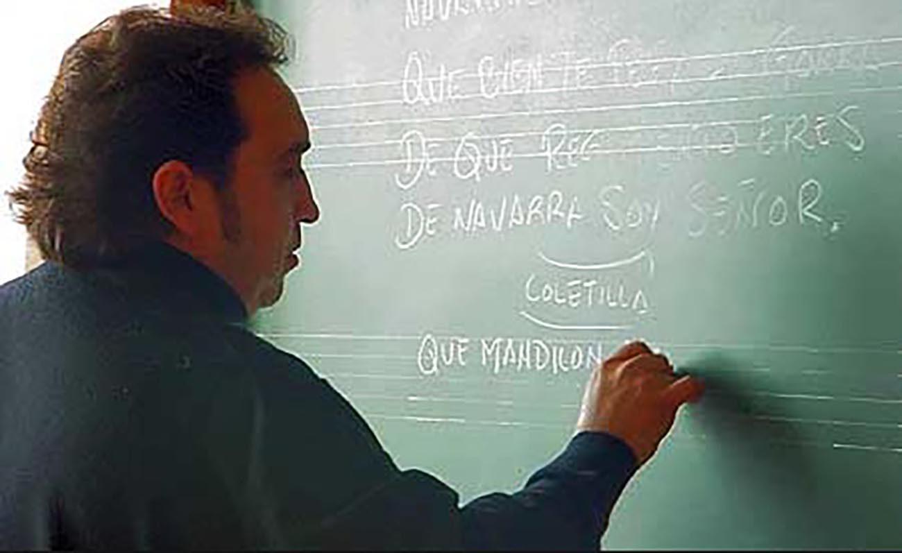 Fernando Terremoto en Grenoble. Foto: Estela Zatania