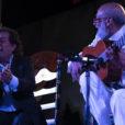 Juanito Villar y Periquín Niño Jero. Clausura XXXV Encuentros Flamencos. Peña Flamenca Juanito Villar. Cádiz. 5 julio 2019. Foto: Juan Luis Monge