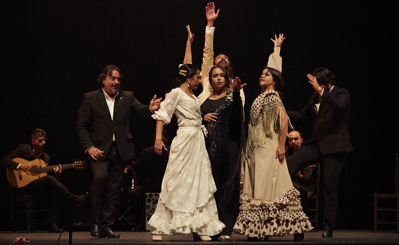 Gala flamenca de Manuel Liñán. Flamenco Festival de Londres 2019. Foto: Elena Molina (FFL)