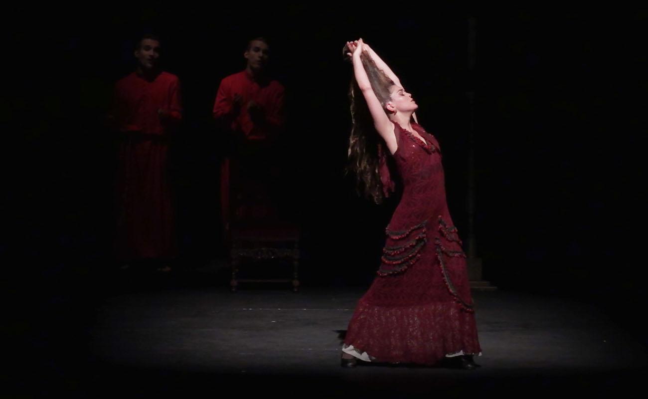 Patricia Guerrero. Flamenco Festival de Londres 2019. Foto: Elena Molina (FFL)