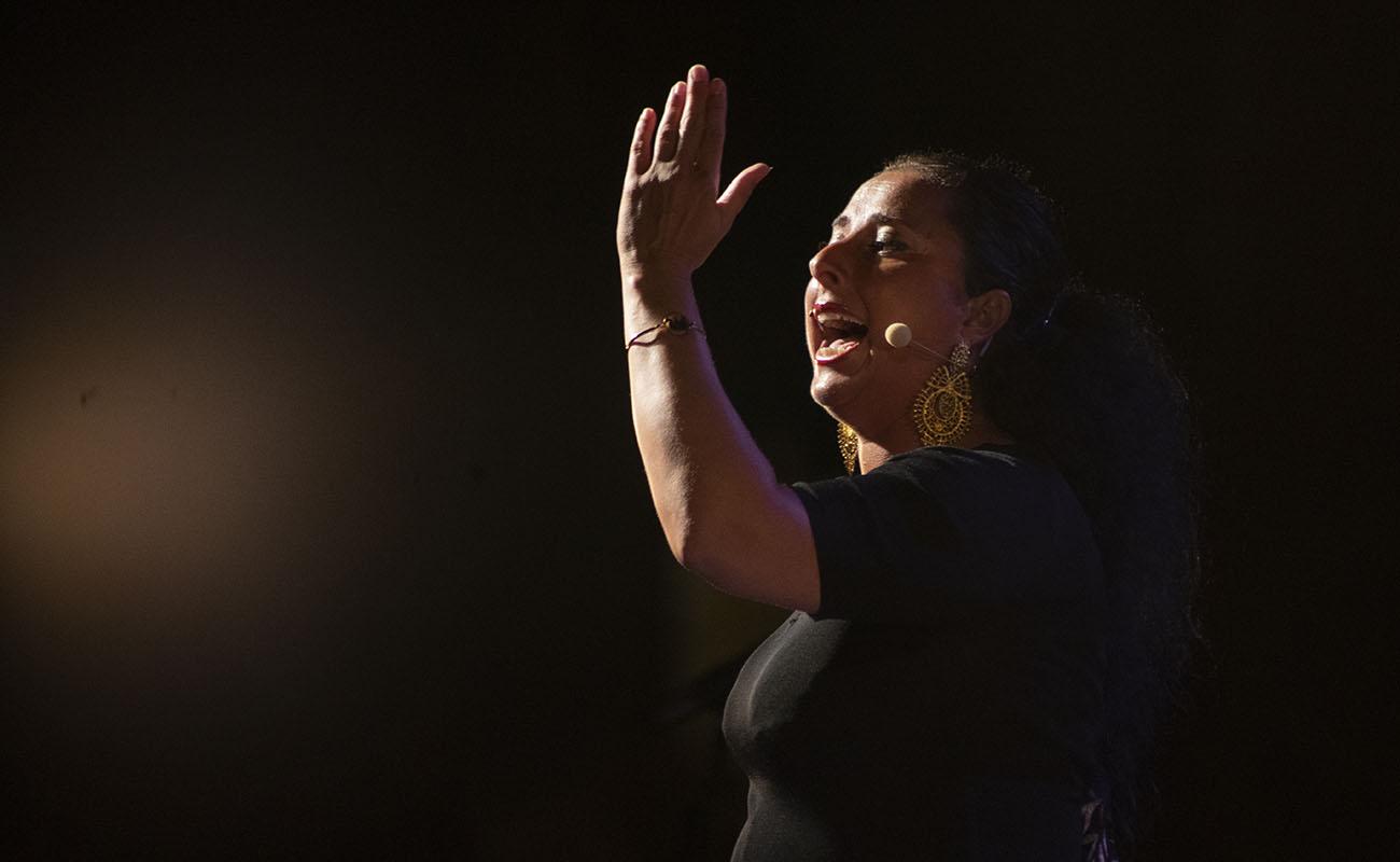 Coral de los Reyes. II Caló Flamenco a la Fiesta de la Bulería 2019. Foto: Fundarte