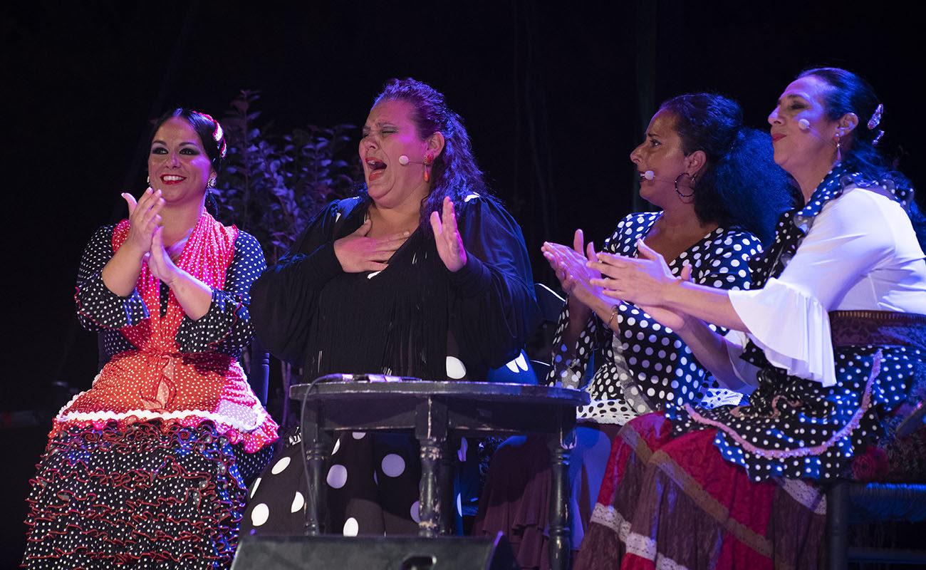 II Caló Flamenco a la Fiesta de la Bulería 2019. Foto: Fundarte