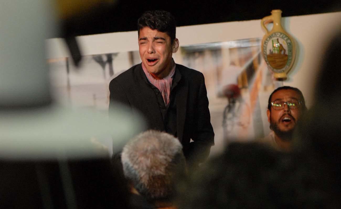 Alonso Núñez el Purili. Las Trasnoches de la Peña - LIV Caracolá de Lebrija 2019. Foto: Lebrija Flamenca