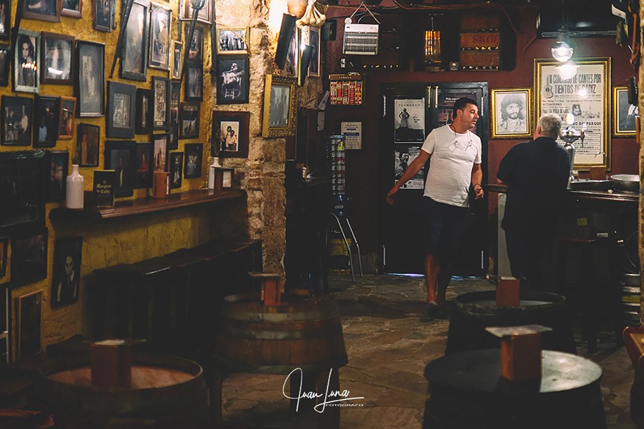La Taberna del Marqués. Foto: Juan Luna