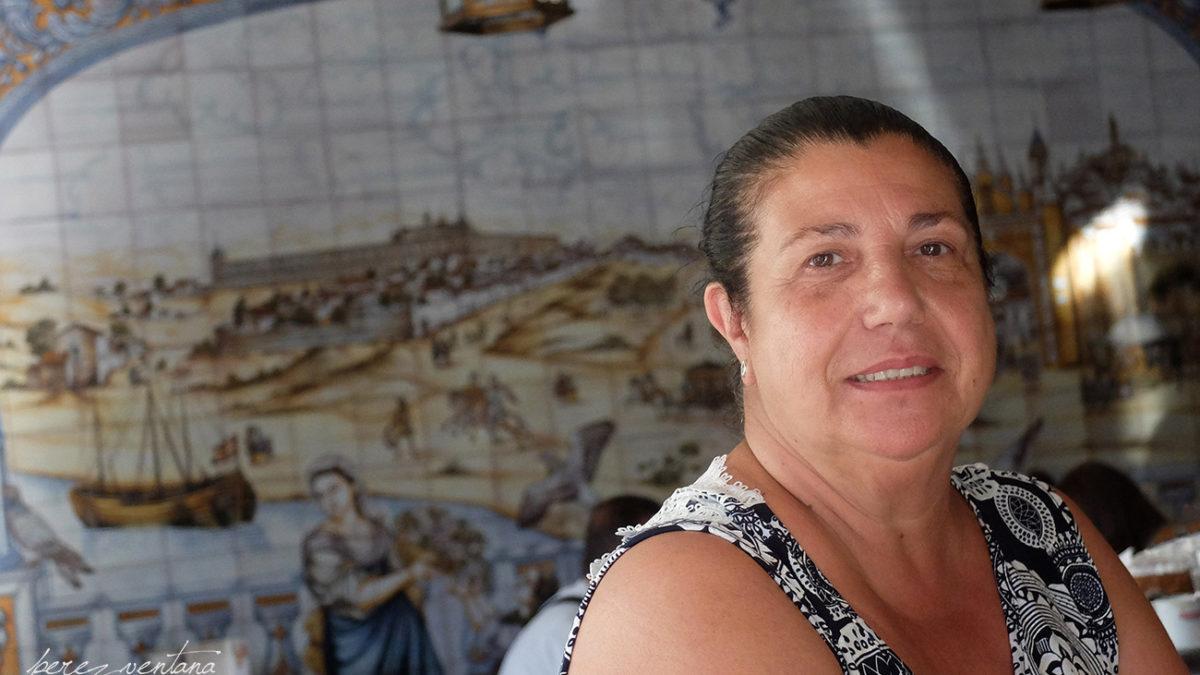 La bailaora Carmen Ledesma. Foto: Quico Pérez-Ventana