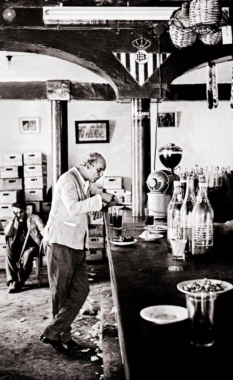 Diego del Gastor en Casa Pepe. Foto: Steve Kahn.