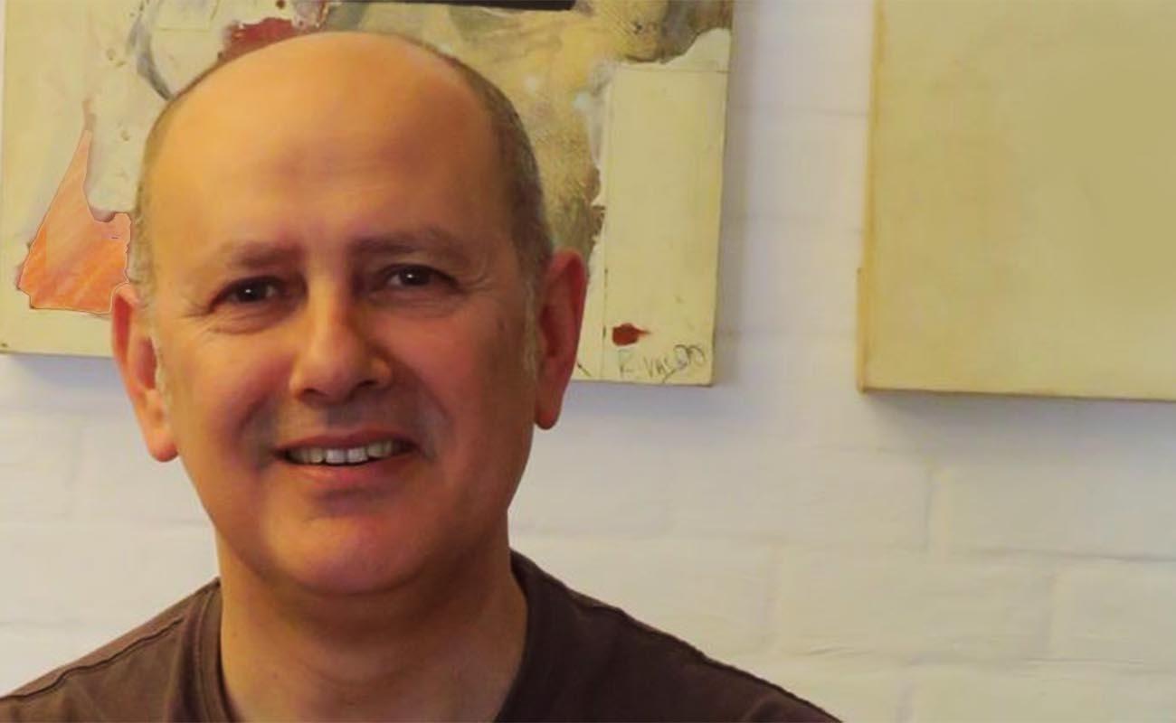 El investigador malagueño Ramón Soler. Foto cedida por el autor.