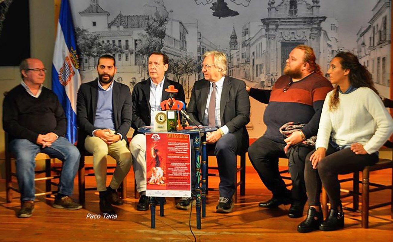 Presentación de la Exaltación de la Bulería. Peña La Bulería, Jerez. Foto: Paco Tana