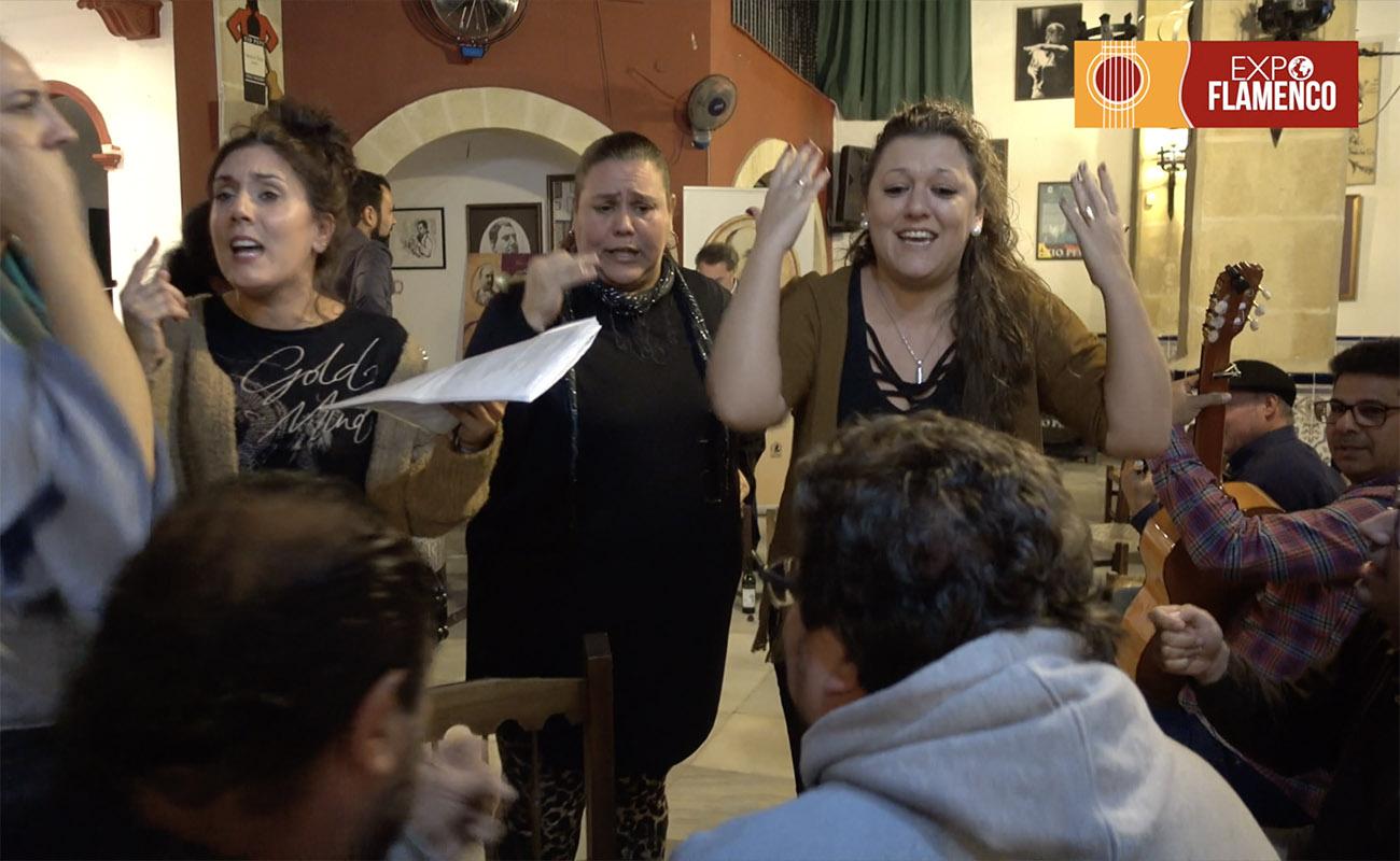 Zambombas en Jerez: de los patios al teatro - ExpoFlamenco