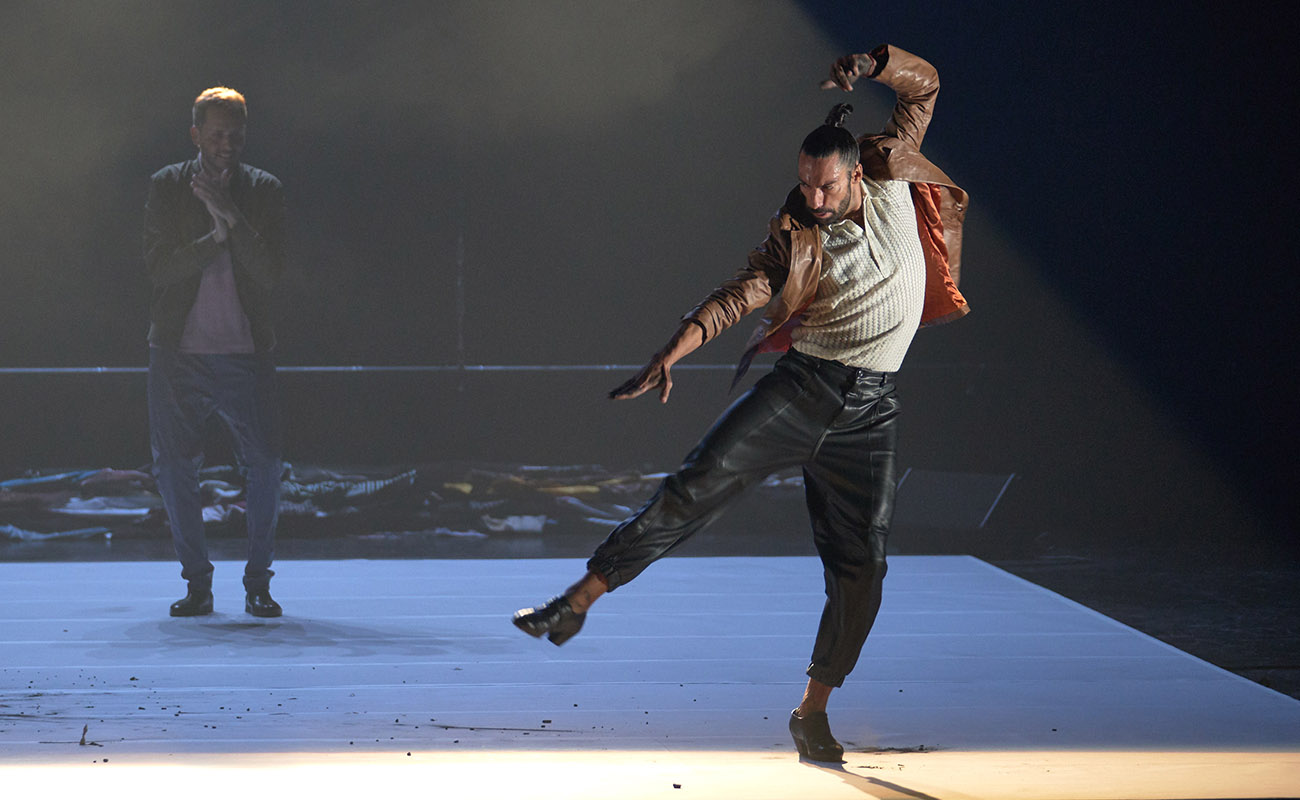 Eduardo Guerrero. Efímera sombra II. Teatro de la Maestranza, Sevilla. 1 diciembre 2019. Foto: Maestranza