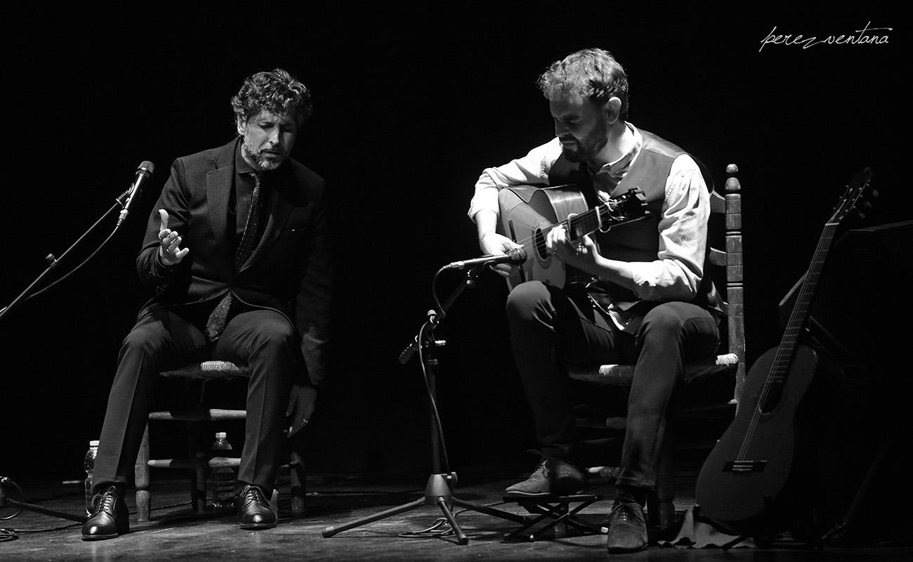 Arcángel y Dani de Morón. Teatro Los Remedios, Sevilla. Foto: perezventana