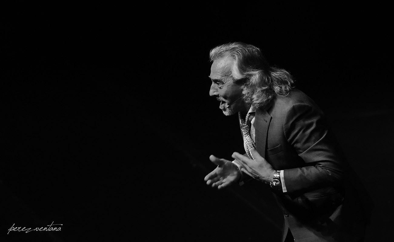 Capullo de Jerez. Teatro Central, Sevilla. 25 feb 2020. Foto: perezventana