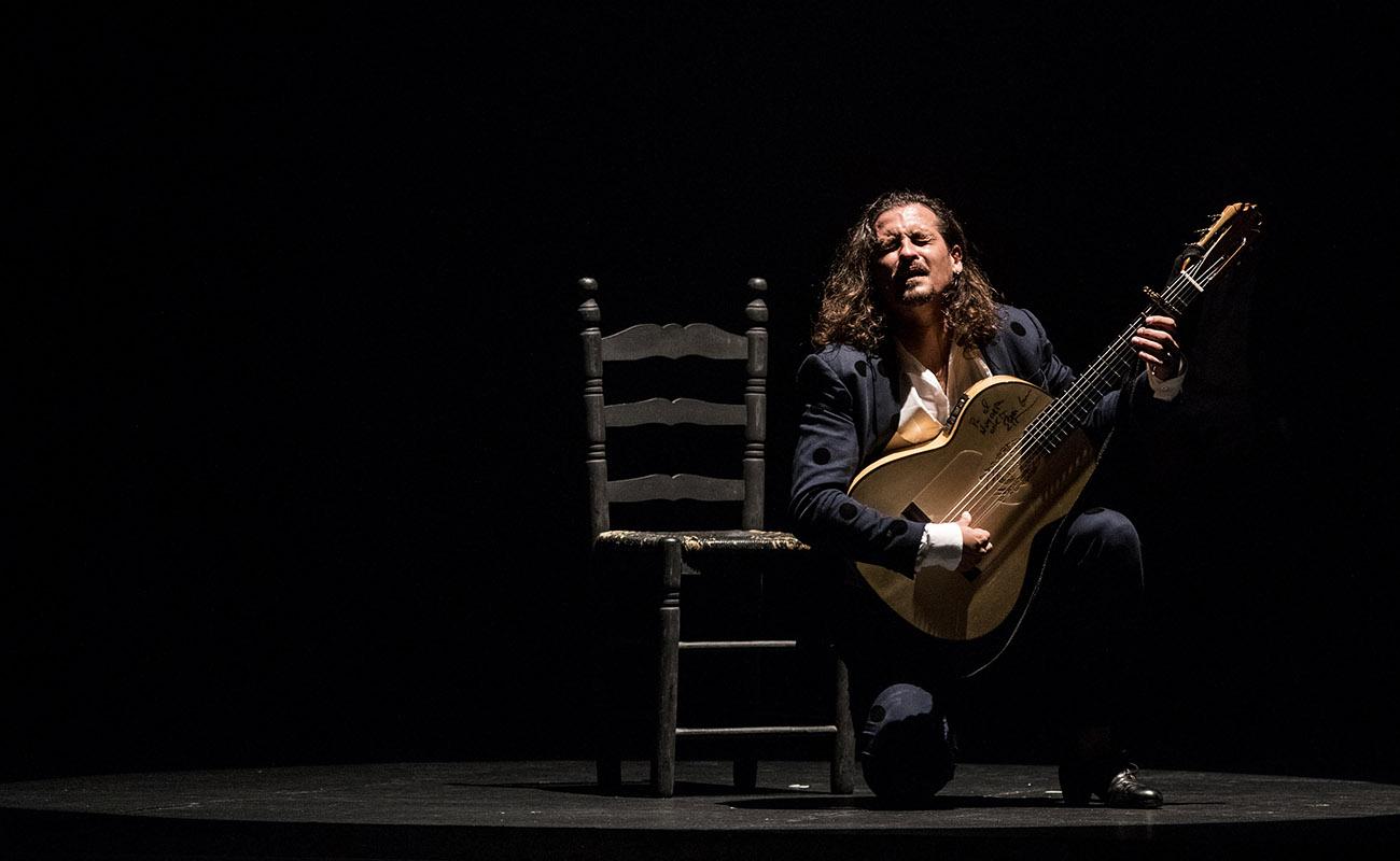 El Farru. Teatro Villamarta, Festival de Jerez 2020. Foto: Javier Fergo