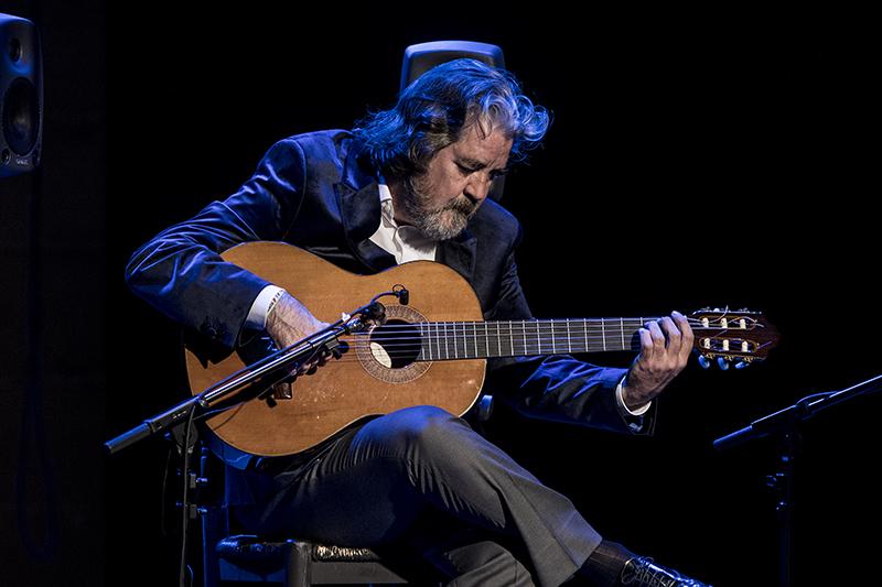 Rafael Riqueni. Festival de Jerez 2020. Foto: Javier Fergo