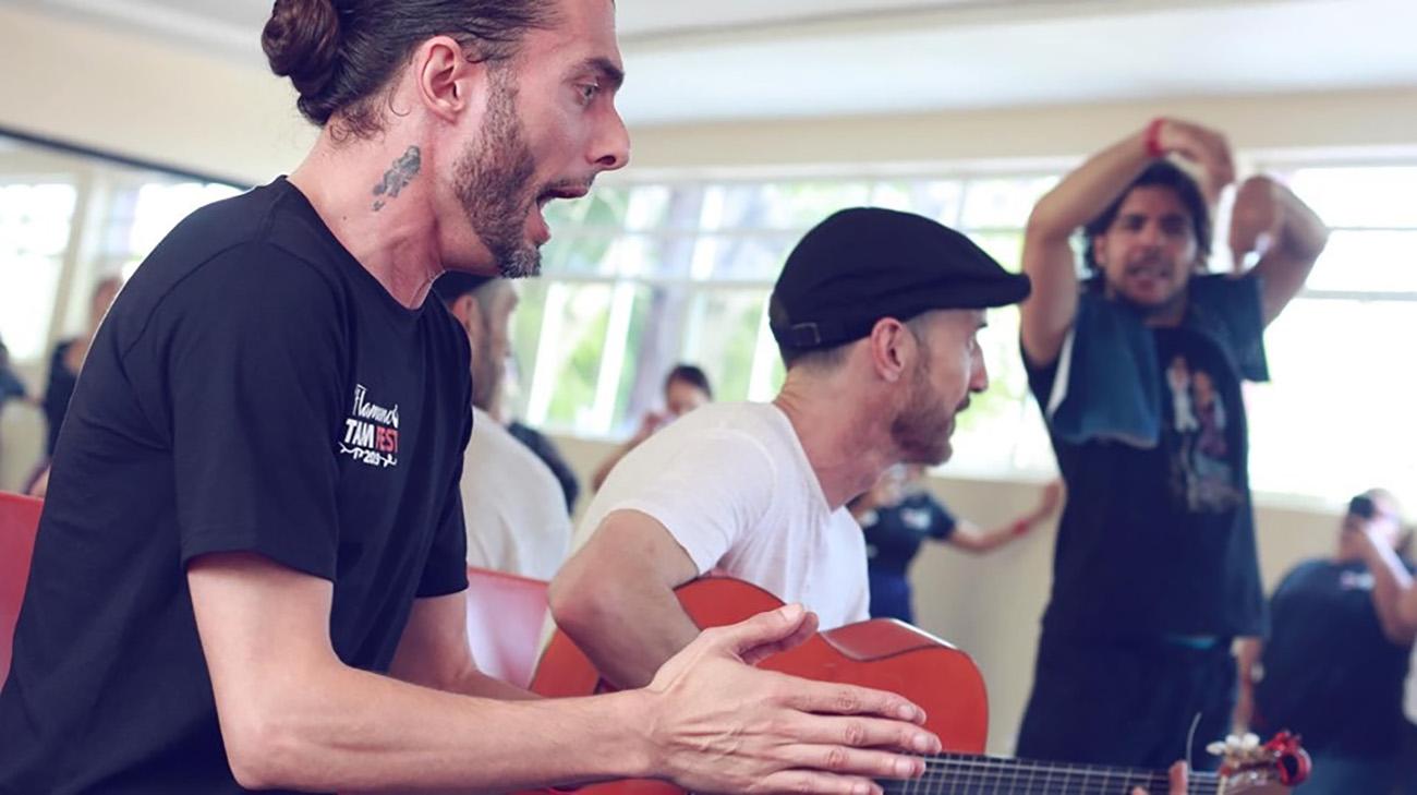 Flamenco Tam Fest 2019. Foto: Cecilia Vázquez