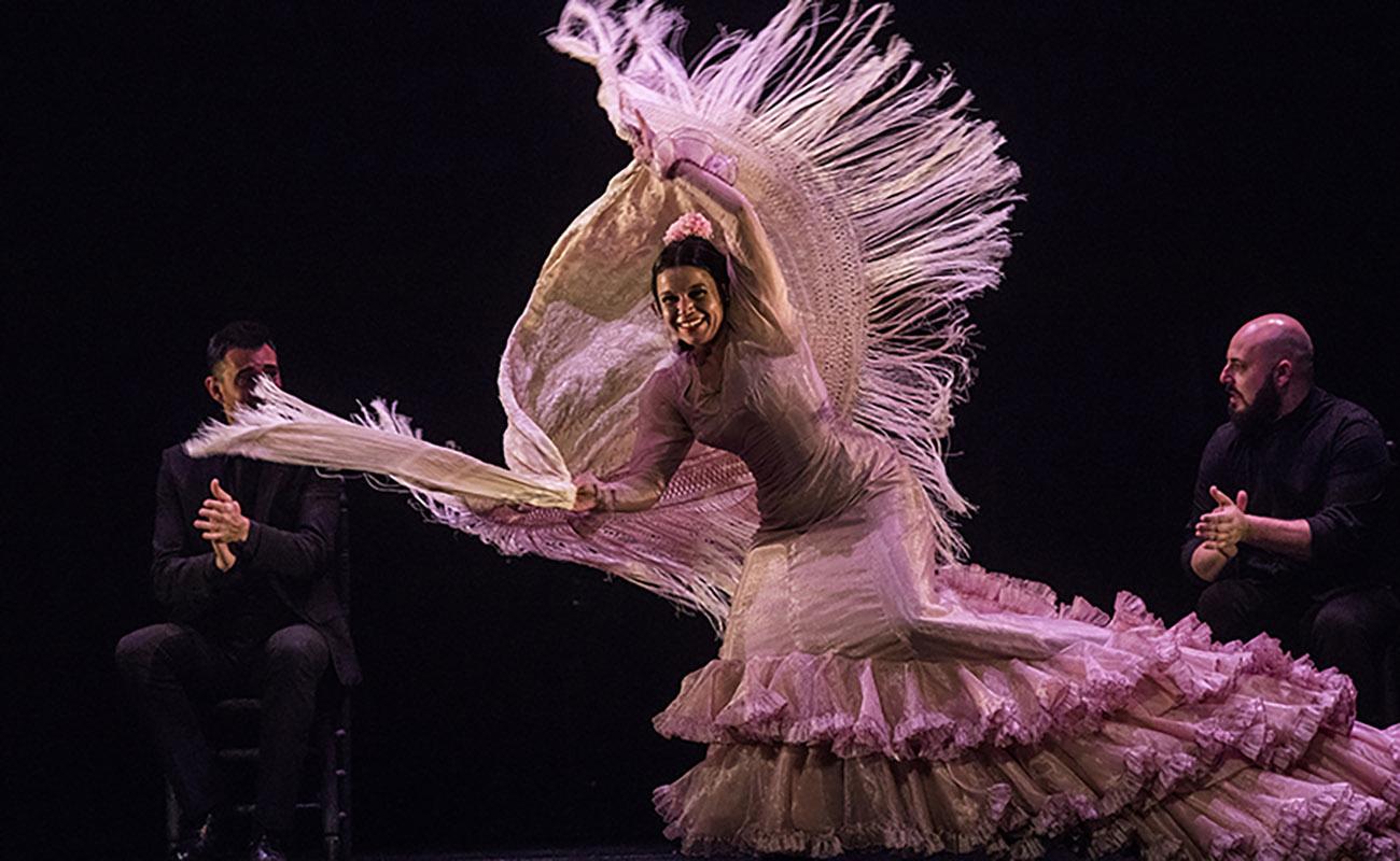 María Moreno. Teatro Villamarta, Festival de Jerez 2020. Foto: Javier Fergo
