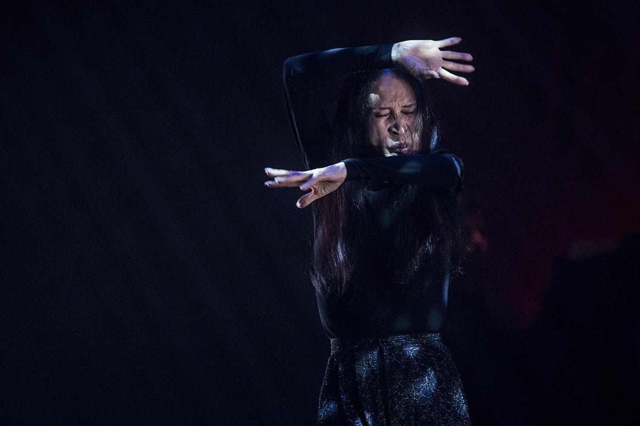 'LorcaxBach', de Shoji Kojima. Teatro Villamarta. Festival de Jerez 2020. Foto: Javier Fergo