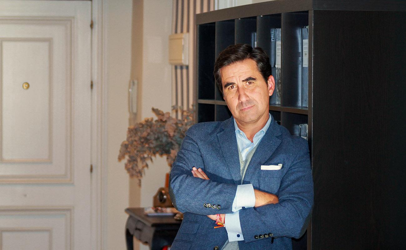 El abogado José Cepero Díaz, portavoz de la asociación Unión Flamenca. Foto: Paco Martín