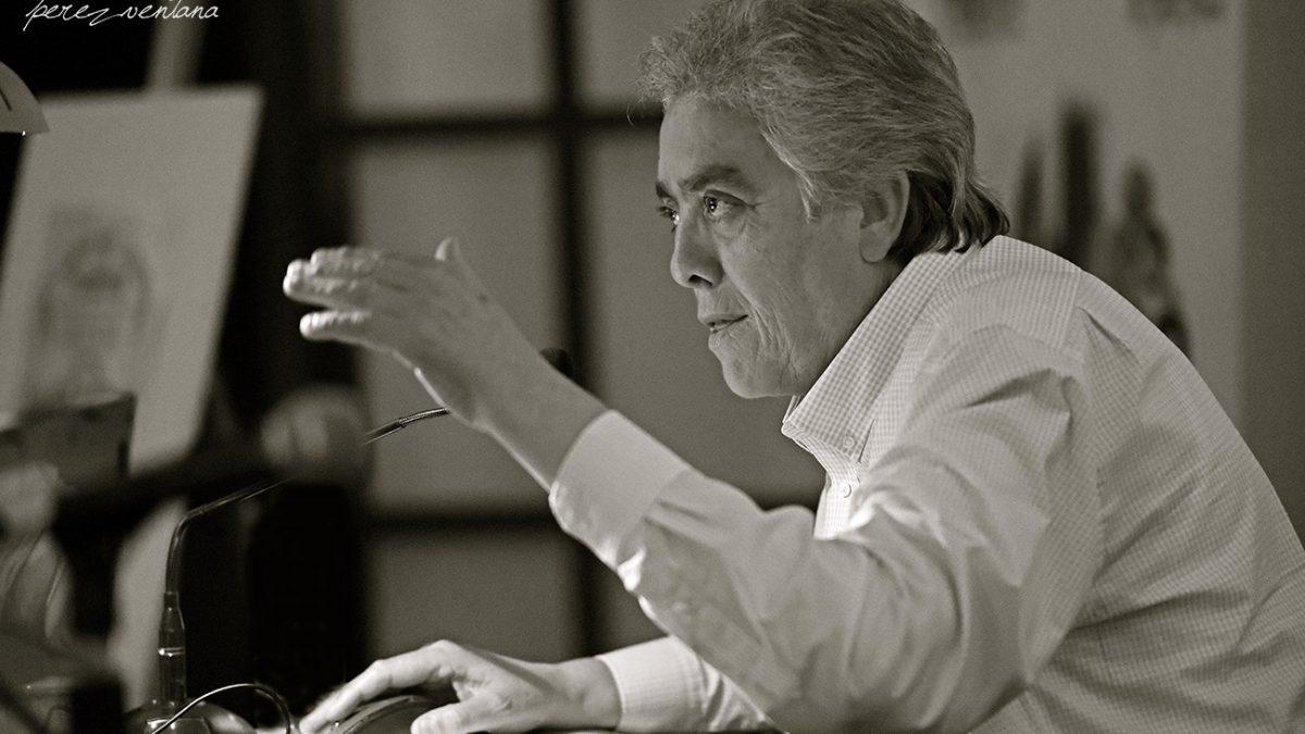 El crítico flamenco Manuel Bohórquez Casado. Foto: perezventana