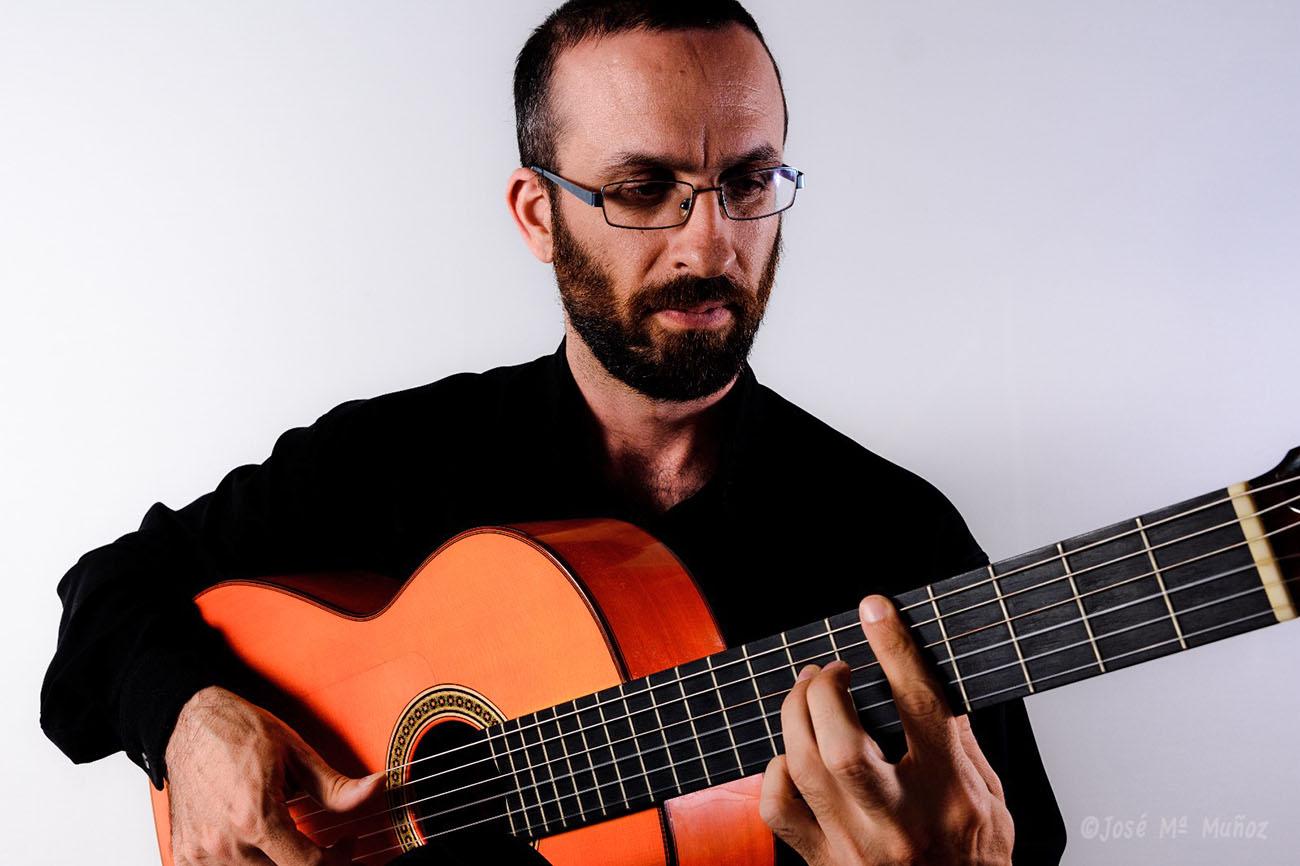Rafael Hoces profesor guitarra flamenca