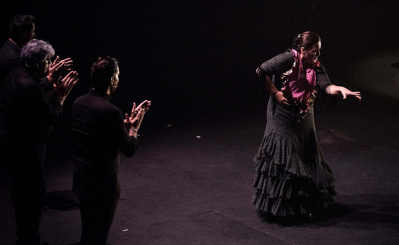 'Memoria viva', de María del Mar Moreno. Bienal de Sevilla 2020. Foto: Claudia Ruiz Caro