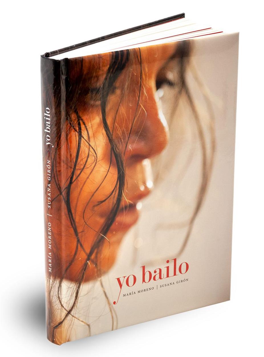 Portada del libro 'Yo bailo', de María Moreno y Susana Girón.
