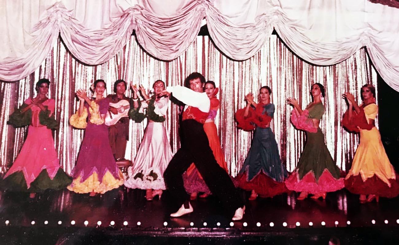 Ballet de Antonio Santaella.