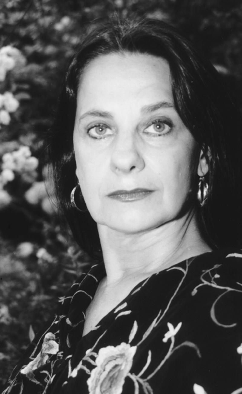 La bailaora Carlota Santana, fundadora de Flamenco Vivo. Foto: archivo Carlota Santana