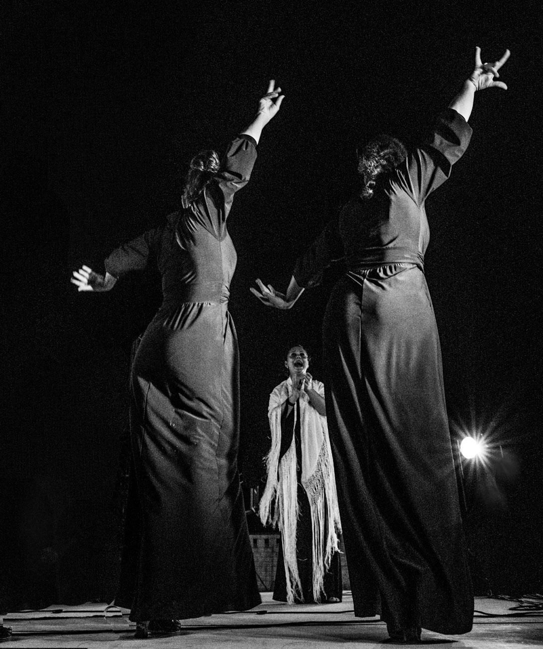 Festival Flamenco Albaida del Aljarafe 2021. Foto: Peña Flamenca Torremocha
